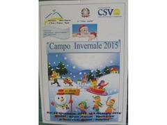 Campo  Invernale 2015, Attività ludico ricreative