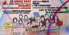 Bomba Libera Tuttə vol.12_Invisibili: storie di resistenza e liberazione