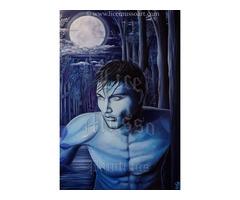 Fantasy e gothic art